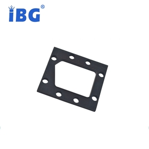 Custom made high temperature resistant heat exchanger rubber sealing engine gasket
