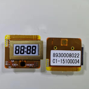 0.65inch Thin Small E ink Display Flexible and Customize