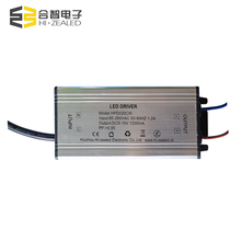 Factory price IP66 1200ma constant current led waterproof driver