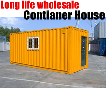 Site Office Prefabricated Foldable Flatpack Container