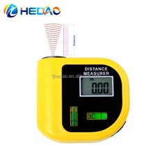 Easy-to-operate mini meter distance laser tester