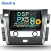 Dasaita Android 8.0 touch screen for NISSAN PATROL 2010 2011 2012 2013 2014 2015 2016 2017 dvd player gps navigation multimedia