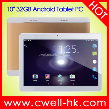 10 inch HD Touch Screen 2GB RAM 32GB ROM MTK6582 Quad Core GPS UTAB B906 Metal Body 4000mAh Big Battery 3G Network Tablet