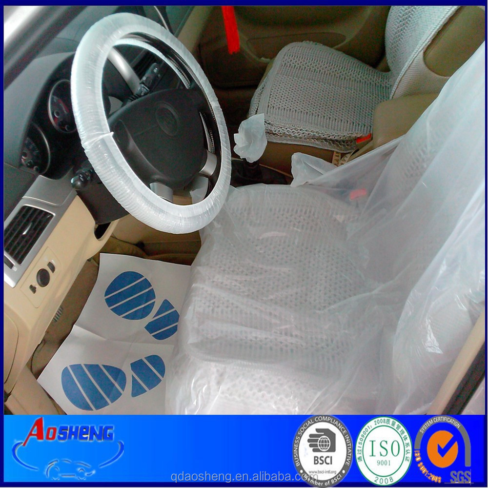China Disposable Steering Wheel Cover Used Car