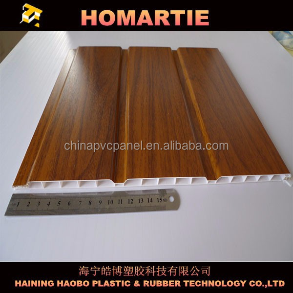 Waterproof and Fireproof PVC Panel Plafon pvc ceiling