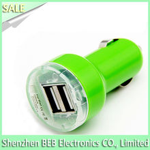 On sale dc 5v 1.5a car charger for ipad