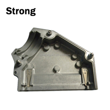 custom high precision Nickel plate zinc die forged casting part
