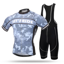 OEM Men Cycling Set 2017 Summer Pro MTB Road Bicycle Clothing Suits Ropa Maillot Ciclismo Downhill Racing Bicycle Jersey