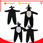 Kids party gonflable pingouin bébé mascot costume adulte pingouin costume pour vente