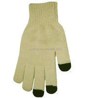 2015 fashion cheap touch screen hand gloves manufacturers in china