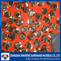 Synthetic copper and Nickel coated Diamond powder