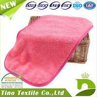 Real Clean Microfiber Face Wash Cloth Hot Sale Wholesale Exfoliating Face Cloth
