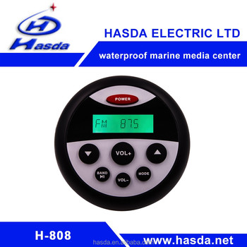 Waterproof Marine Radio Player