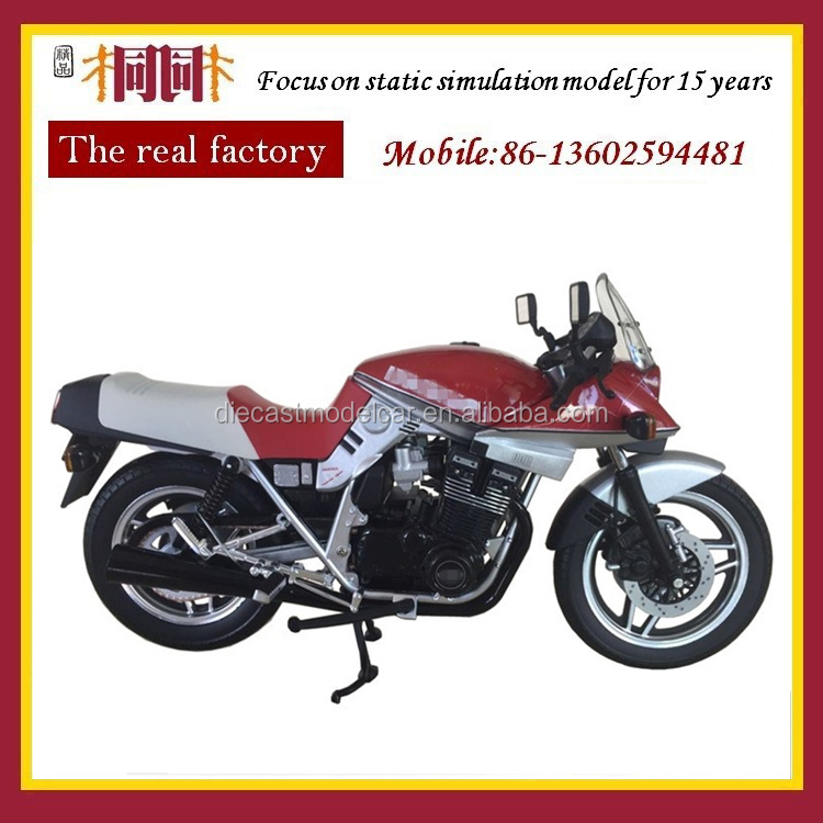 1:18 metal alloy home decor model motorcycle