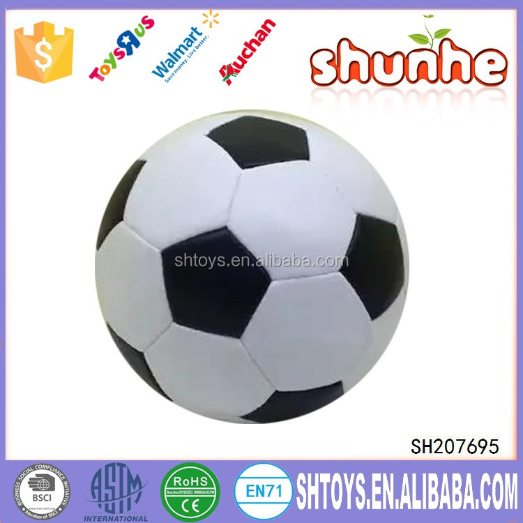 Mini size football 6 inch rubber soccer ball