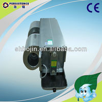 air heaters and cooling fan coil unit