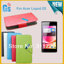 "Universal Phone Leather 5"" inch Case for Acer Liquid Z5"