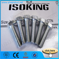 JIS Standard For Bolts And Nuts Fastener