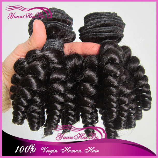 hot sell 2015 new products funmi hair unprocessed virgin brazilian hair molado curly hair for black women