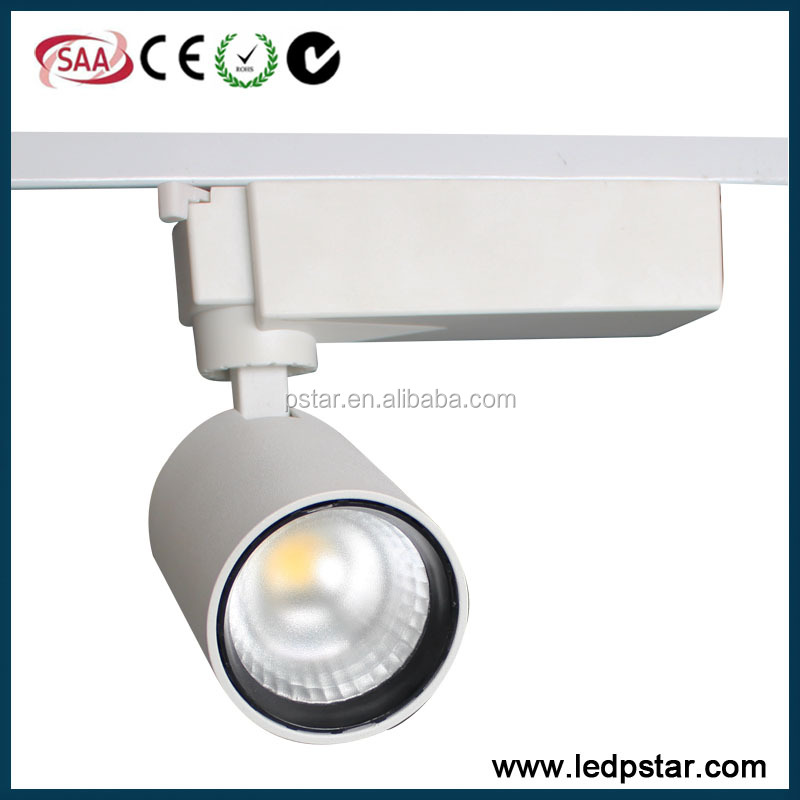 <strong>10</strong>/23/38 <strong>beam</strong> angle 2700k 3000k led track light cri80 90 97