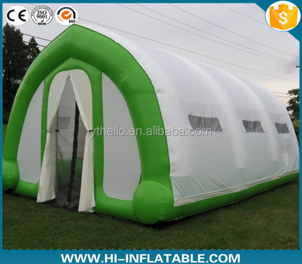 Mobile Automatic Inflatable car spray tent for Sale