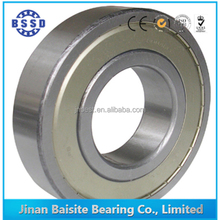 Deep groove ball bearing 61916-2Z by size 80*110*16 mm