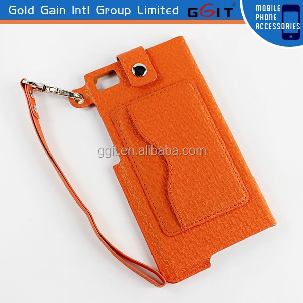 Leather Mobile Phone Case For Xiaomi, For Xiaomi Mi3 Case