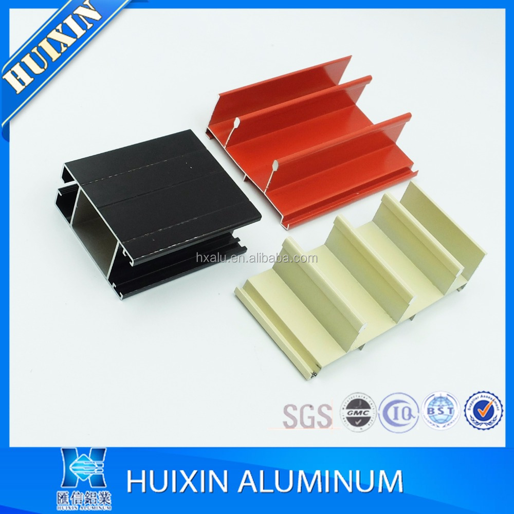 China manufacturer best price aluminum window frames with 6063 T5 Alloy