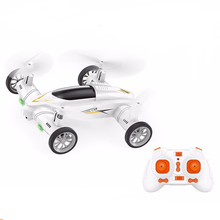 hot sale 2.4G camera wifi professional remote control racing drone rc amphibious car with high quality