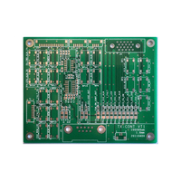 Electronic print circuit Board, 6 Layer Fr4 Based PCB supplier