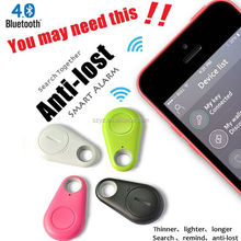 New Wireless Smart Bluetooth 4.0 Anti lost alarm bluetooth Tracker key finder Child Elderly Pet Phone Car Lost Reminder gps