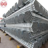 list astm a36 round galvanized steel pipe for greenhouse frame gi tube sizes