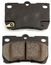 Brand new technology car brake pads TOYOTA Crown Reiz manufacturer for promotion