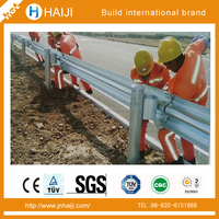 highway guardrail dimensions 4.0mm