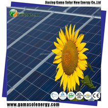 China best price poly 255w solar panel for home energy system in Israel