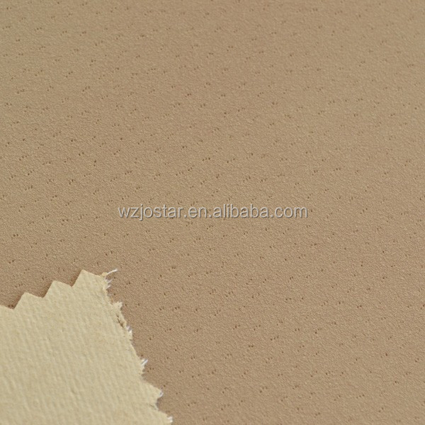 Wenzhou new pigskin synthetic pu shoe lining leather