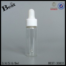 8ml glass bottles with stick, wholesale perfume stick glass bottle, amazing tube bottles best-selling in europe