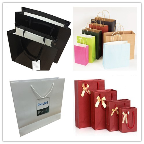 [Wyvern]High quality brown/craft paper bags wholesale.Factory price. All details can be customized