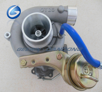 Turbocharger CT26 17201-74080 17201-74020 for T0yota Celica