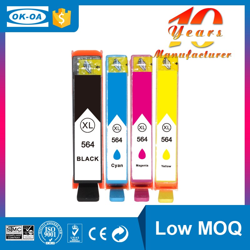 best selling products cheap ink cartridge reset chip for hp 564