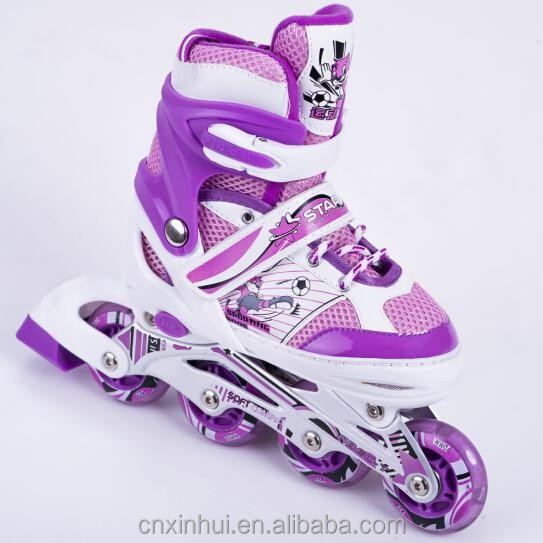 2015 new design High quality roller inline skate shoes for kids ISO:9001 certificate China factory professional manufacturer