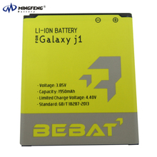 High Quality Battery for Samsung Galaxy J1 / J100 1950mAh Rechargeable Mobile Ph