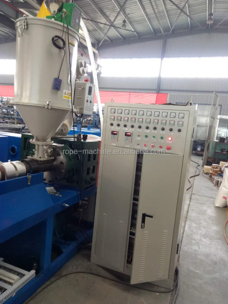 bopp plastic film making machine/PP film extruder for rope and twine
