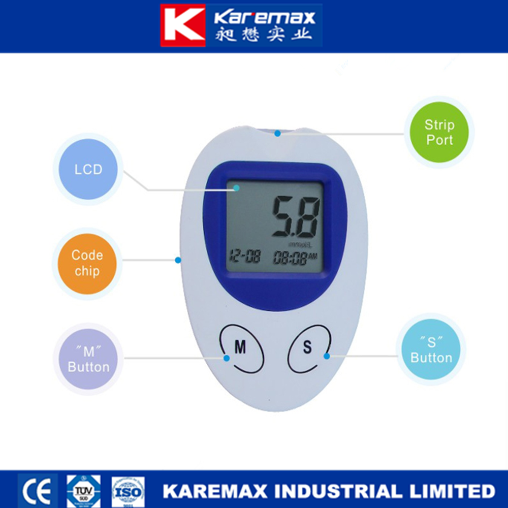 oem quick check blood glucose meter