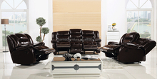 1+2+3 good quality functional italy pu leather recliner sofa