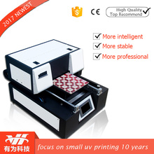 Economic and Efficient DTG chocolate printer for xcmg spares parts