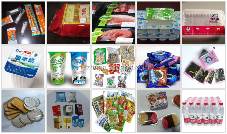 Premade Bag Sauce Picked Vegetable Packing Machine