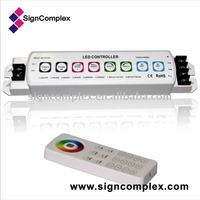 Touch active LED Controller with Group Remote Controller