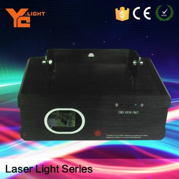Professional Lighting Equipment Factory Cartoon Party Laser RGY Cartoon Laser