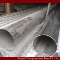 304 seamless stainless steel pipe/tube price per ton